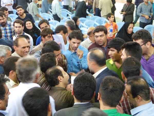 از سفر معاون وزیر نیرو و سفر معاون وزیر راه و شهرسازی تا دیدار با میر احمد تقوی و ورود خیرین مدرسه ساز + تصاویر