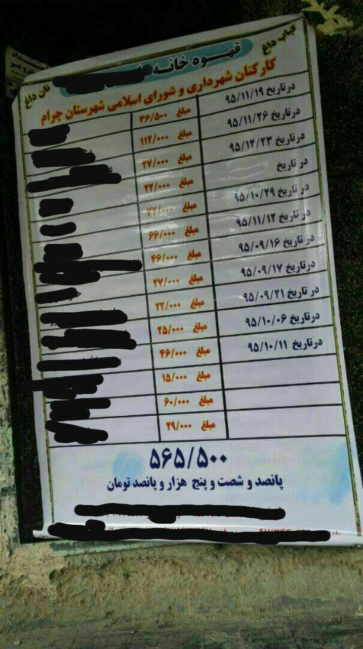 اقدام قاطع دستگاه قضایی با ماجرای بنر نویسی غیر قانونی