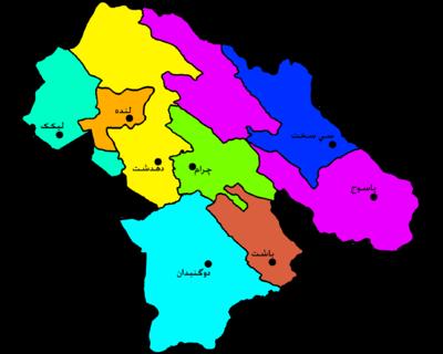 کهگیلویه و بویراحمد ۹ شهرستان می شود + جزئیات