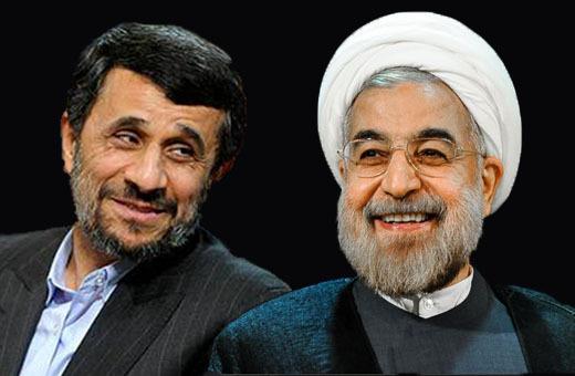 گیر افتادن روحانی در تله ای که مطهری برای احمدی نژاد کار گذاشت!