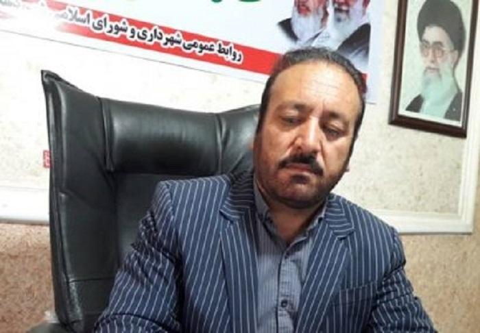 شهردار دهدشت استعفا داد