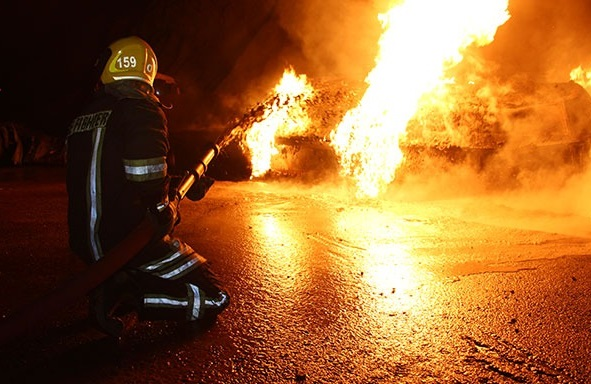 کارگاه تخصصی آموزش اطفاء حریق برای اولین بار درلنده برگزار می شود