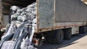 جریمه ۱۱ میلیاردی قاچاقچیان پارچه در یاسوج